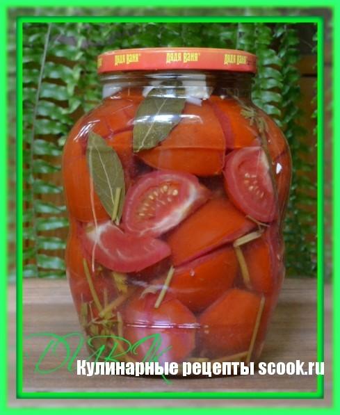 помидоры пальчики оближешь