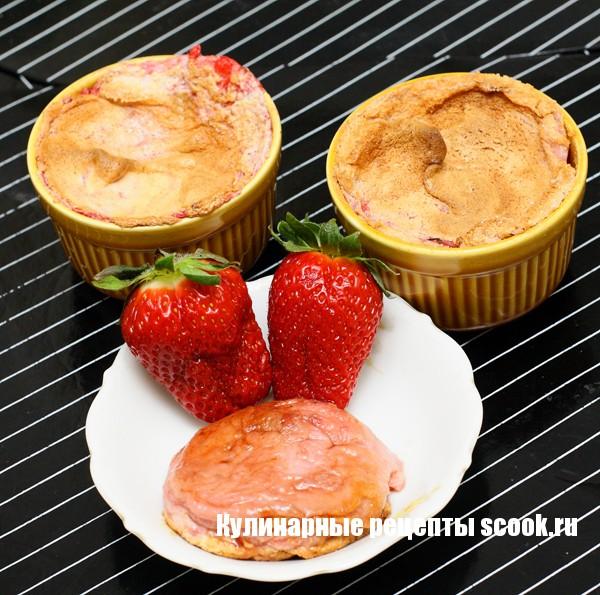 Суфле - воздушный десерт из духовки