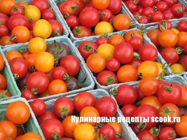 Разнообразие томатов