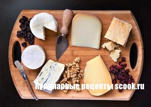 Использование сыров