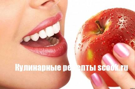Питание для здоровья зубов