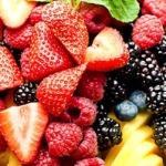 Ягоды и фрукты для похудения
