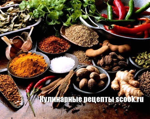 Как приготовить смесь для бульона