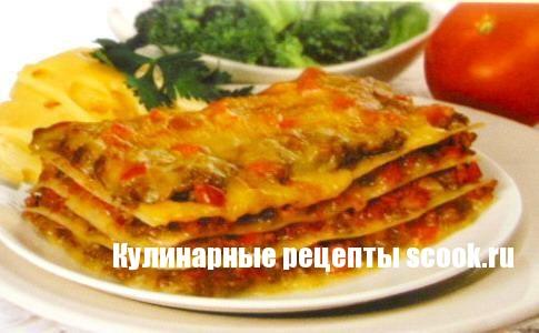 Секреты приготовления лазаньи