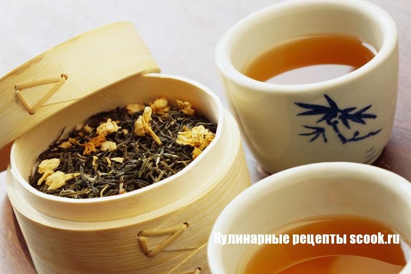 к приготовить натуральный ароматизированный чай в домашних условиях