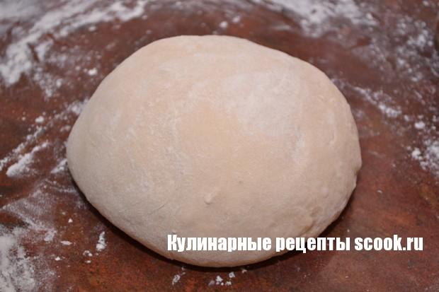 Пирог-рулет с маком