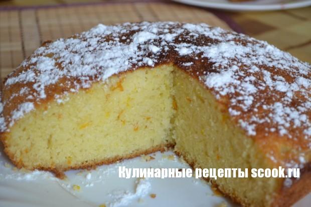 Манник со сгущенкой пошаговый рецепт с фото
