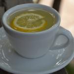 Имбирный чай с мятой