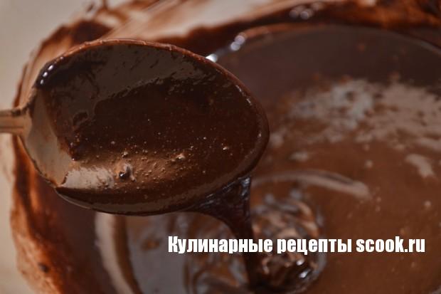 Как сделать шоколад помадку