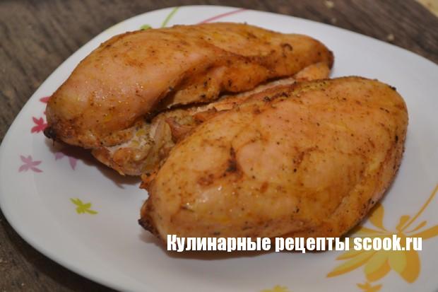 Пастрома из курицы