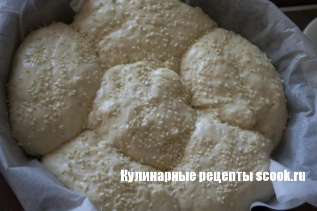 Хлеб на кефире «Кремлевский»