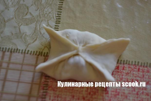 Манты- Рецепт с фото