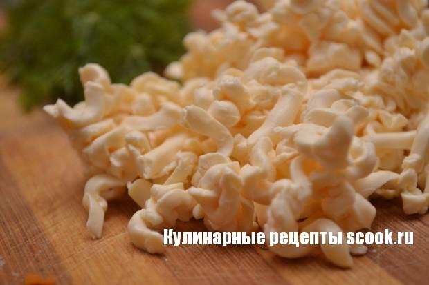 Сырный cуп без зажарки