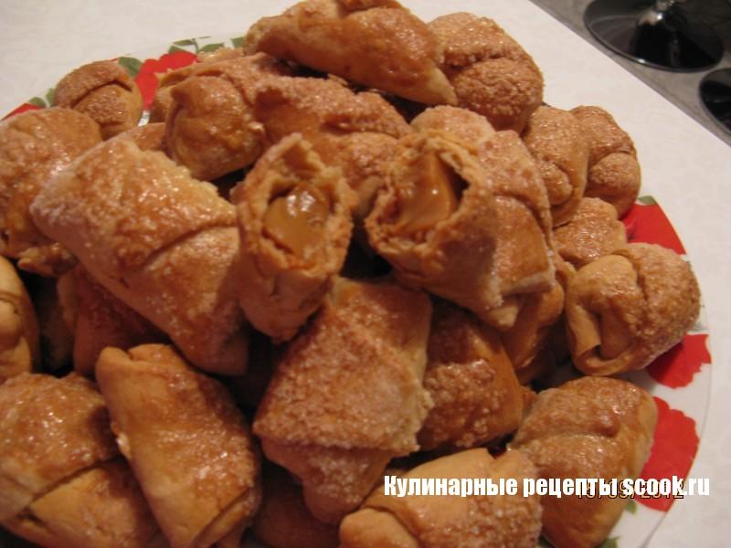 Печенье мерзавчики рецепт