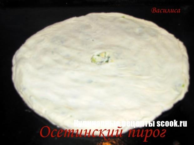 "Осетинский пирог "" Картофджин"""