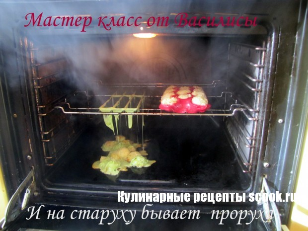 Сырные маффины