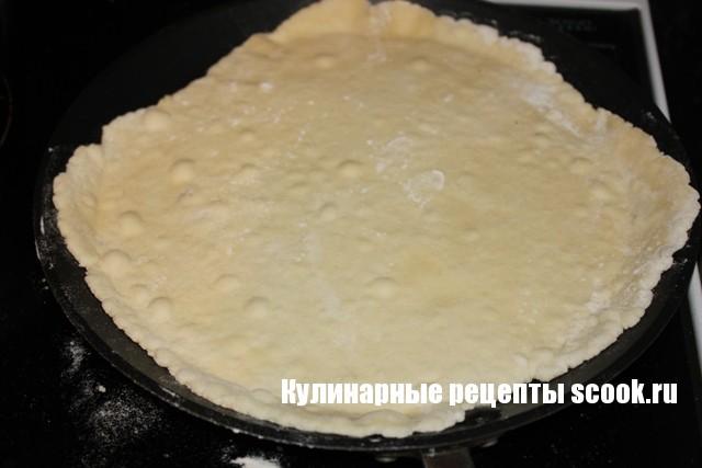 """Торт """"Волшебный"""" (на сковороде)"""