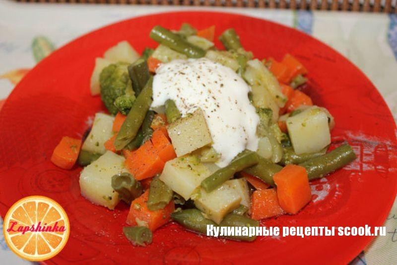 Любимые овощи