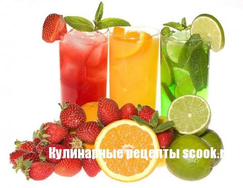 Летние напитки. Что пить в жару?