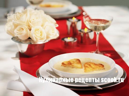 Продукты-афродизиаки для романтического вечера