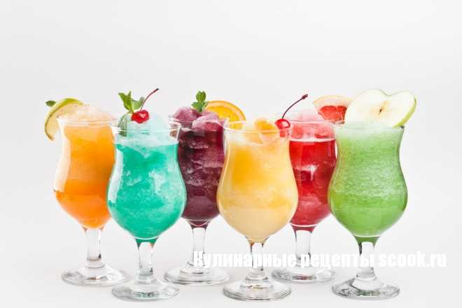 6 волшебных молочно-фруктовых коктейлей